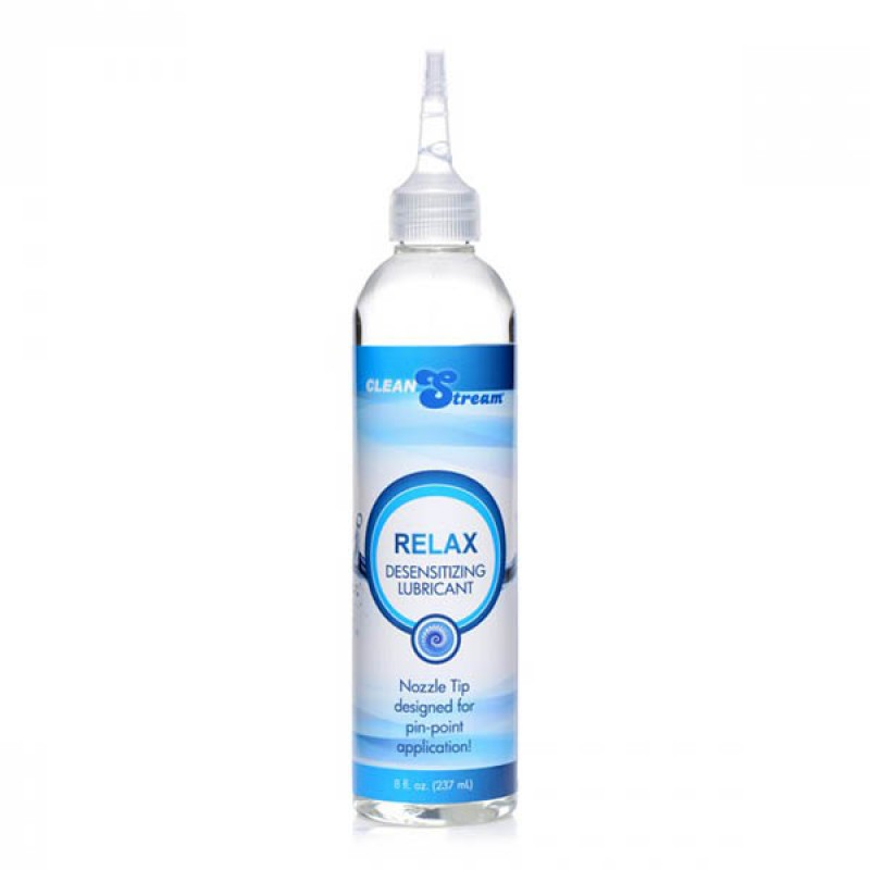 CleanStream Relax Desensitising Lubricant 8 fl. oz.